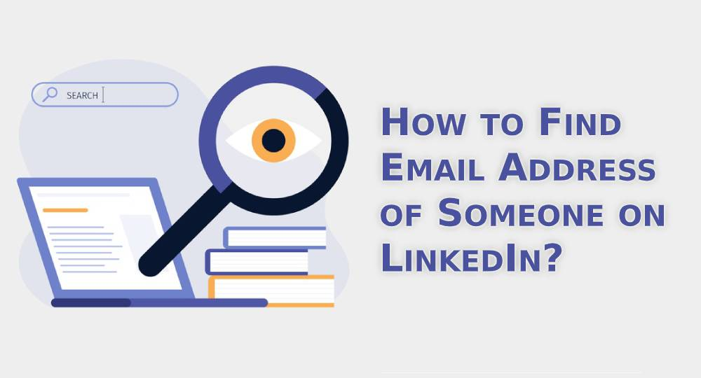 How to search email addresses via LinkedIn